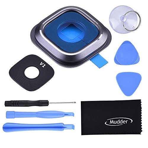 Mudder Back Rear Camera Glass Lens Replacement with Repair T