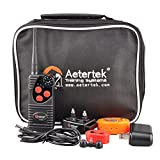 Aetertek AT-216S-350S Waterproof Remote Dog Training Shock Collar