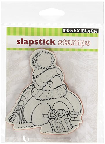 Penny Black Cling Rubber Stamp 4