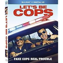 Let's Be Cops (Blu-ray + Digital HD) (2014)