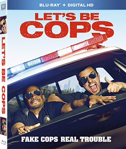 Let's Be Cops (Blu-ray + Digital HD)