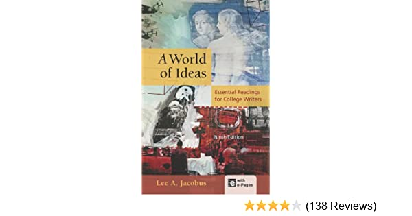 A world of ideas kindle edition by lee a jacobus reference a world of ideas kindle edition by lee a jacobus reference kindle ebooks amazon fandeluxe Choice Image