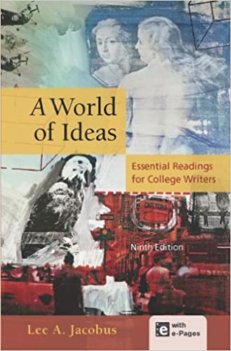 A world of ideas kindle edition by lee a jacobus reference a world of ideas 9th edition kindle edition fandeluxe Gallery