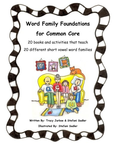 Amazon.com: Word Family Foundations for Common Core: 20 books and ...