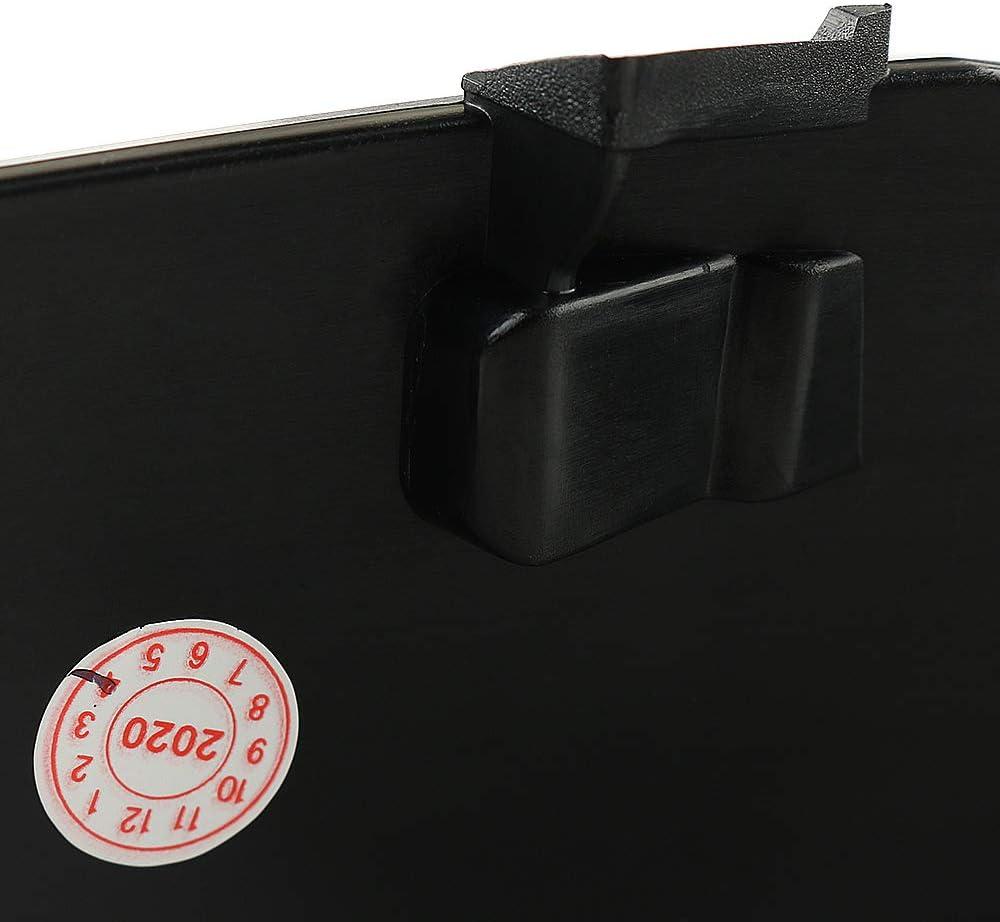 Ersatz f/ür 2 x LED Spiegel-Blinker Links Rechts Seitenblinker Dynamische Laufblinker Black V-170414