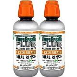 TheraBreath Plus Maximum-Strength Oral Rinse, 16