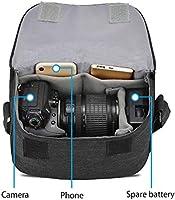 CADeN Bolsa Bandolera Camara Reflex -Camera Bag Cámara fotográfica ...