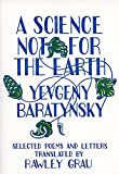 img - for A Science Not for the Earth (Eastern European Poets Series) book / textbook / text book