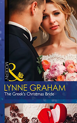 The Greek's Christmas Bride (Christmas with a Tycoon, Book 2) (Modern) (Post Christmas Australia To For)