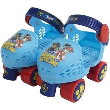 Amazon.com: Patinete de 3 ruedas, patines con rodilleras y ...