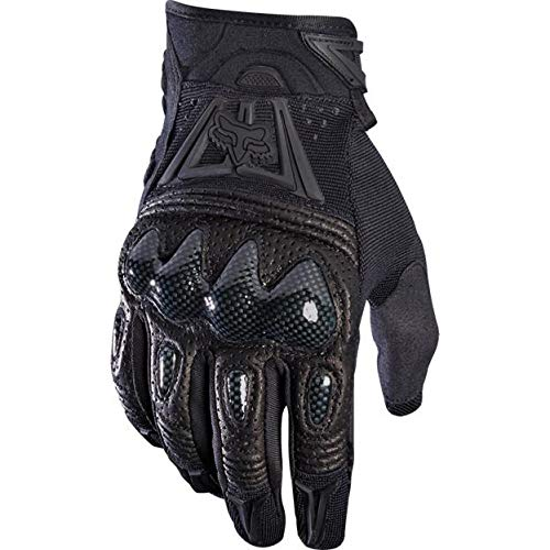 Fox Racing Bomber Gloves Medium//Black//Black
