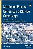 Membrane Process Design Using Residue Curve Maps