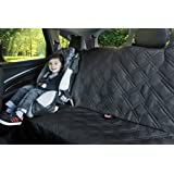 Backseat Protector for Any Car, Truck and SUV. Made...