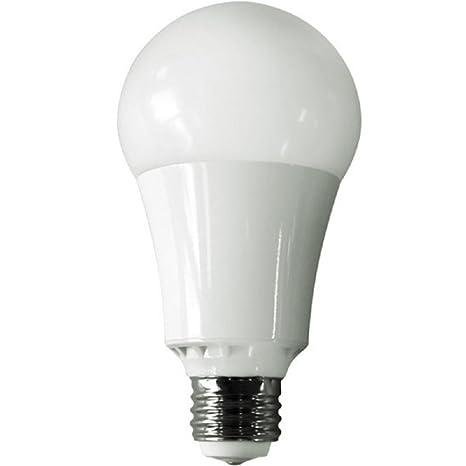 3 Vías bombilla LED A21 4/8/15 W 45/75/100