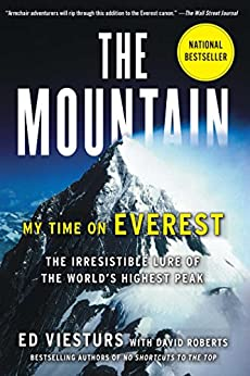 Mountain My Time Everest ebook product image
