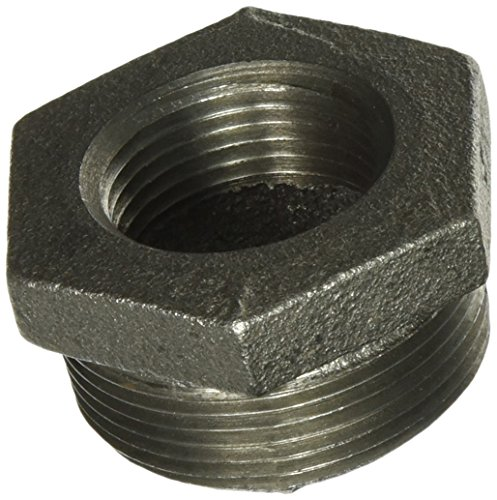 LDR Industries 310 B-1121 Bushing, 1-1/2-Inch X 1-Inch, Black ()