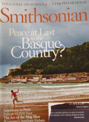 Download Smithsonian Magazine, January, 2007 pdf