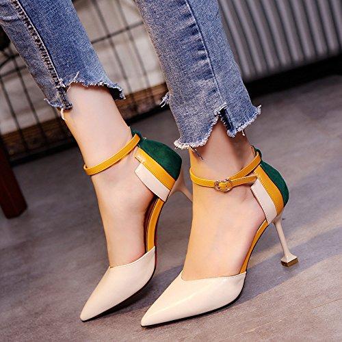 Heel de Tac Zapatos Shoes The High yalanshop ZqExvwfTf