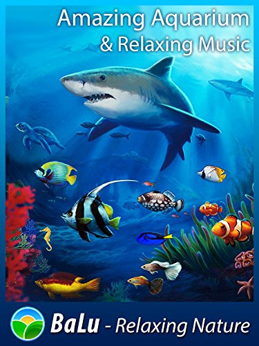 Amazing Aquarium & Relaxing Music - BaLu - Relaxing Nature
