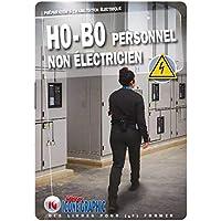 Livre Préparation à l'habilitation électrique : Personnel non électricien B0-H0