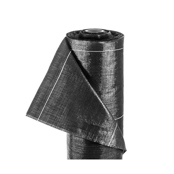Haga® Tessuto 0,6m BR. 100G/M² erbaccia Schermo pacciamatura (al metro) 1 spesavip