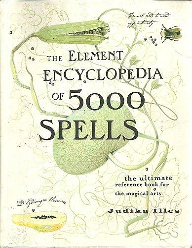 The Element Encyclopedia of 5000 Spells pdf epub