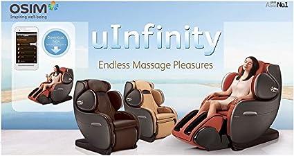 Buy OSIM uInfinity Zero Gravity Full Body Massage Chair Endless