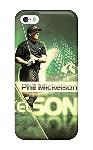 Hot Iphone 5/5s Phil Mickelson Golf Tpu Silicone Gel Case Cover. Fits Iphone 5/5s