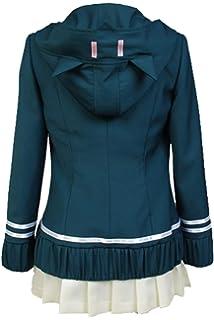 lancoszp Donna Halloween Mioda Ibuki Carnevale Anime Cosplay Uniforme Scolastica Costume da Marinaio Manica Corta