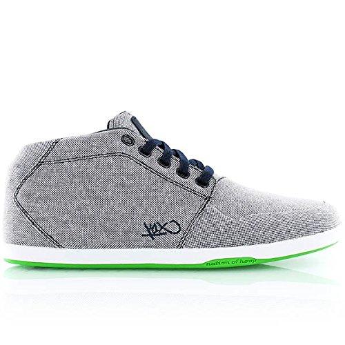 K1X Shoes MEN'S LP navy tweed x-green, US 10 EU 44 UK 9