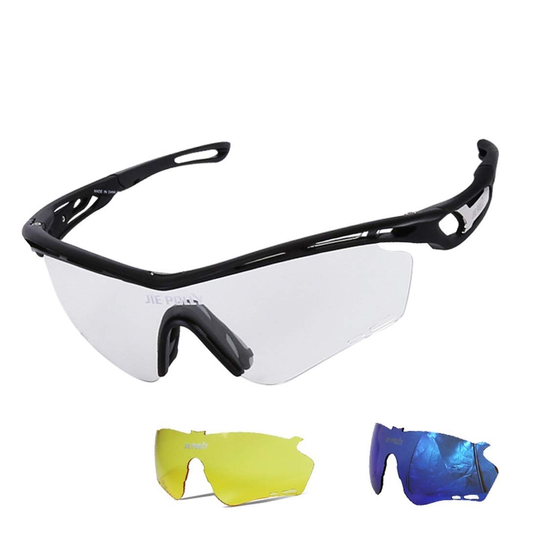 D Sinngukaba Mountain Cycling Glasses for Men and Women Outdoor Sports Equipment Wind and Dust Dust Eye Glasses for Women Men (color   E)