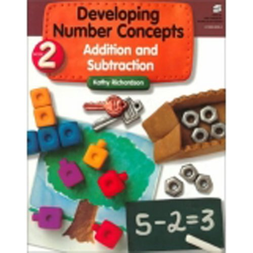 Richardsons Chart Books - Developing Number Concepts, Book 2: Addition and Subtraction