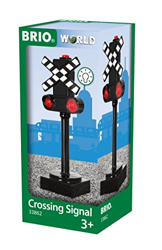 Brio Crossing Signal Toy (Signal Accessory)