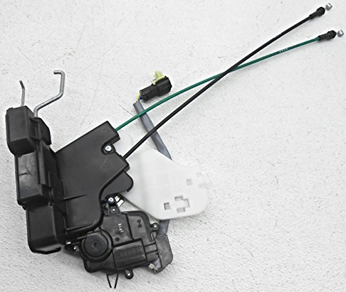 Genuine Hyundai 81320-4D010 Door Latch and Actuator Assembly Front