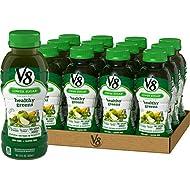 V8 Healthy Greens, 12 Fl Oz (Pack of 12)