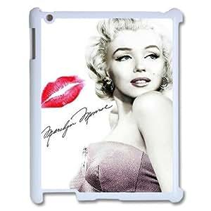 C-EUR Cover Case Marilyn Monroe customized Hard Plastic case For IPad 2,3,4