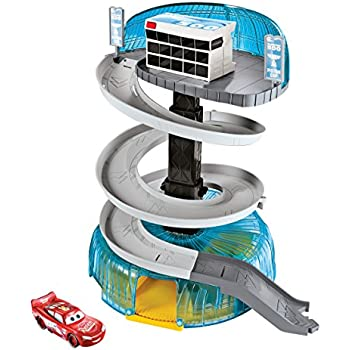 Amazon Com Disney Pixar Cars 3 Piston Cup Motorized