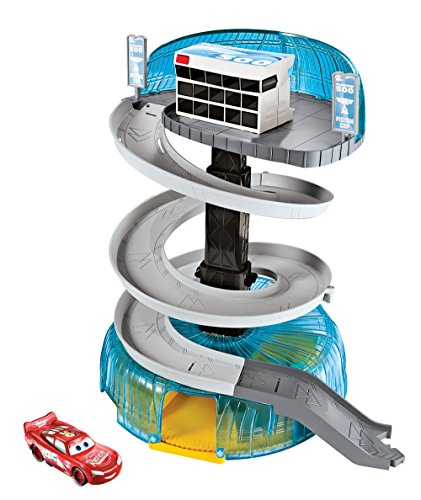 Disney Pixar Cars 3 Florida Speedway Spiral Playset -
