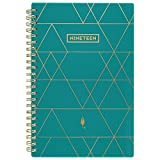inkWELL Press 2019 Weekly & Monthly Planner, liveWELL, 5' x 8', Small, Teal (IP621-200)