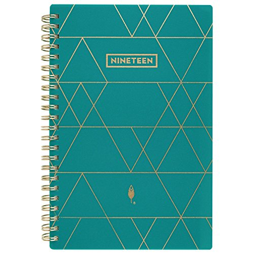 inkWELL Press 2019 Weekly & Monthly Planner, liveWELL, 5