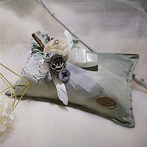 Bolsa de carbón vegetal de bambú con aroma a flores ...