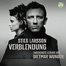 Verblendung (Millennium 1) Hörbuch von Stieg Larsson Gesprochen von: Dietmar Wunder