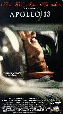 Apollo 13 [USA] [VHS]: Amazon.es: Tom Hanks, Bill Paxton ...