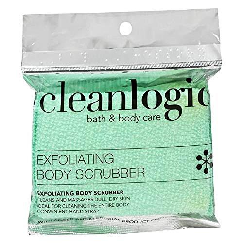 Clean Logic Exfoliating Body Scrubber
