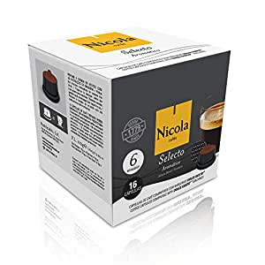 Nicola, Cápsulas de café (Brasil) - 6 de 16 (Total 96