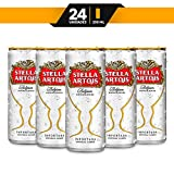 Cerveza Importada Stella Artois 24 latas de 250ml c/u