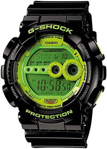 CASIO (カシオ) 腕時計 G-SHOCK(Gショック) 「Crazy Colors(クレイジーカラーズ)」 GD-100SC-1 メンズ [逆輸入品]