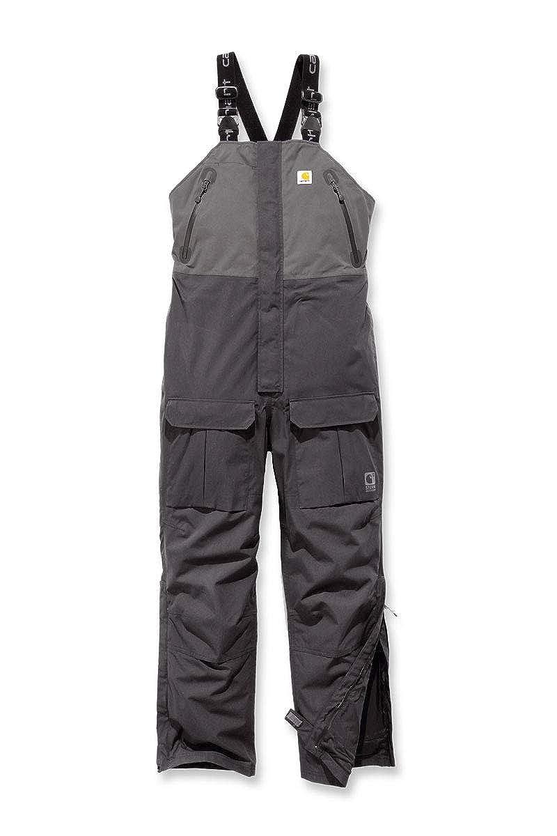 1f9416b77012a Amazon.com  Carhartt Men s 102984 Angler Bib  Clothing