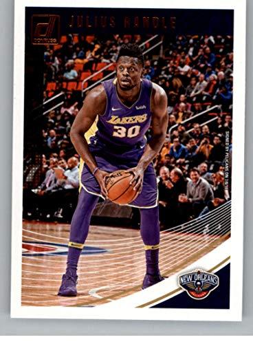2018-19 Donruss Basketball #37 Julius Randle New Orleans Pelicans Official Panini NBA Trading Card