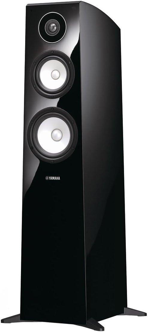Yamaha NS-F700 - Altavoz Home theatre (40 W, 3 vías, 700 Hz), color negro